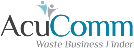 AcuComm Waste Business Finder