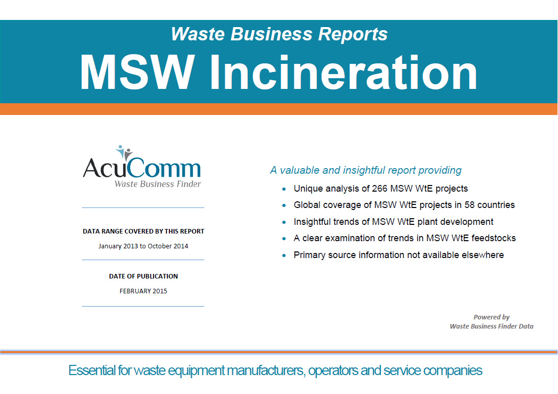 MSW Incineration