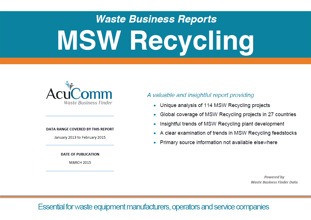 WBR MSW Recycling FINAL