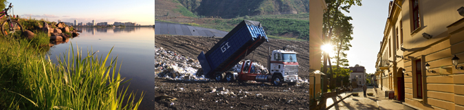 AcuComm's Daily Full Access Project – Belarus Landfill