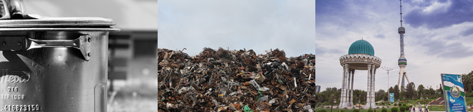 AcuComm's Daily Full Access Project – Uzbekistan Solid Waste Management Programme