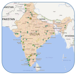 Global Waste Investment Fact File: India | AcuComm on map of india before independence, map and key features of india, flag with key, map of india students, map of india with latitude, map of indian battles in the us, weather with key, map of india with flag, map of india with scale, map of british imperialism india, map of india animation gif, ancient india with key,