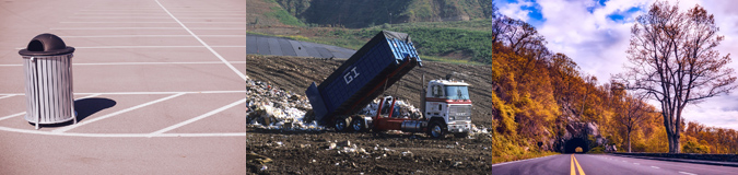 AcuComm's Daily Full Access Project – US Landfill