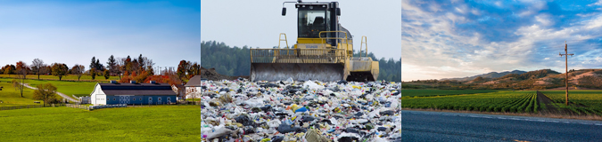 AcuComm's Daily Full Access Project – US Waste Management Facility