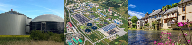AcuComm's Daily Full Access Project – France Biogas Plant