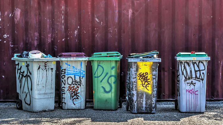Planning ahead with waste management