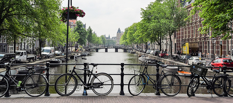 Is there a waste crisis in Amsterdam?