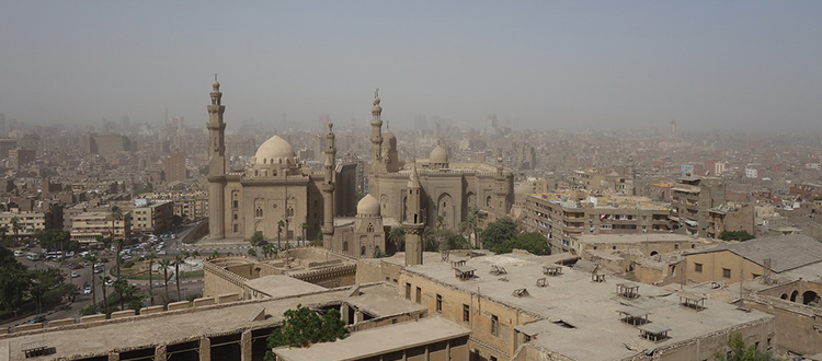 Building Egypt's new capital city