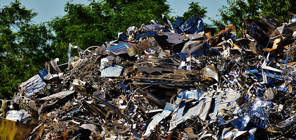 US and China metals scrap